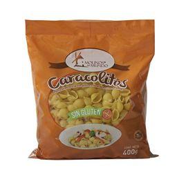 Pasta Caracolitos 400Gr Molinos Del Mundo