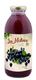 Bebida de Arandano con Stevia La Molina 475ml