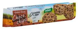 Galletas Chocochips 0% azúcar 185gr Santiveri
