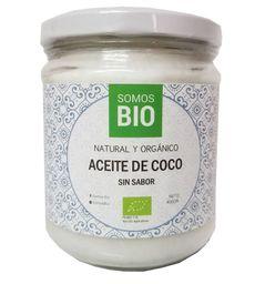 Aceite de Coco sin Sabor X 400gr Somos Bio