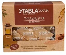 Pitacrisp Caja Cocktail Sal de Maras  X 100gr