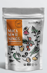 MACA MORNINGS MEZCLA INSTANTÁNEA x 200 gr