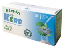 Caja Stevia 100% Pura De 50 Sobres
