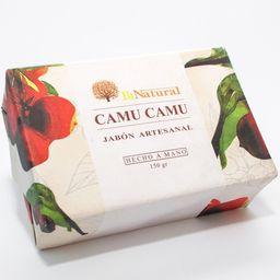 Jabon Artesanal Camu Camu 150Gr Bi Natural