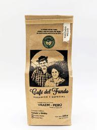 Café Del Fundo Tostado Molido 250 Gr