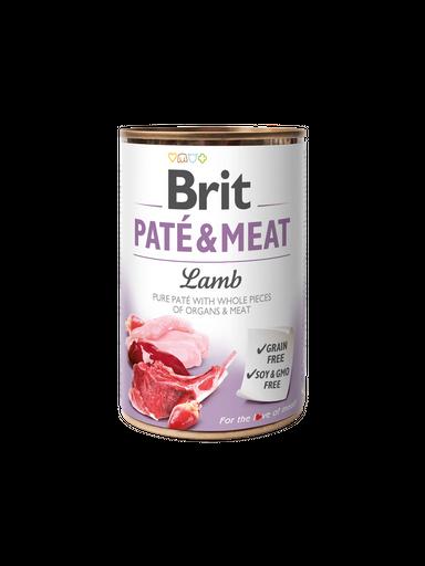 Brit Pate y Meat Cordero