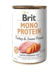 Brit Mono Protein Pavo y Camote