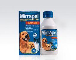 Mirrapel 120Ml.Vitaminas Y Omegas 3 Y 6 Control De Caida De Pelo