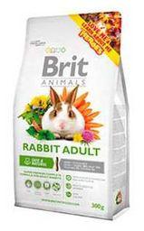 Brit Animals Rabbit Adulto 3 Kg . Alimento Conejo