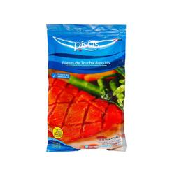 Filete De Trucha Arco Iris X 500Gr