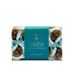 Jabon Artesanal Coco Bi Natural 150gr