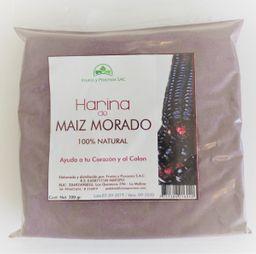 Harina de Maiz Morado 200gr