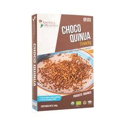 América Orgánica Cereal Choco - Quinua