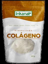 Colageno en Polvo Inkanat 200gr