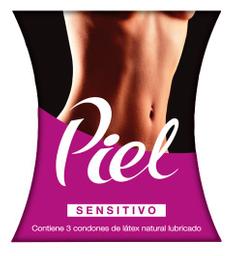 Piel Sensitivo Condones