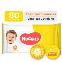 Huggies Toallitas Clasic