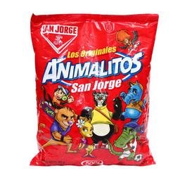 Galleta Animalitos Tren X500Gr San Jorge