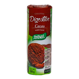 Digestive Galleta Digest Cacao 0%Azucar Santiveri