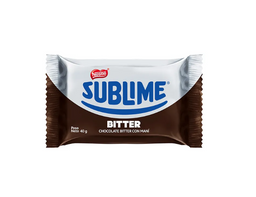 Chocolate Sublime Bitter