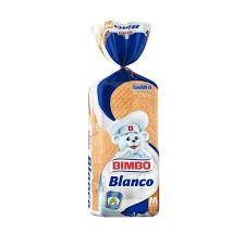 Bimbo Pan de Molde Blanco
