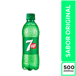 7Up Sabor Original 500  ml