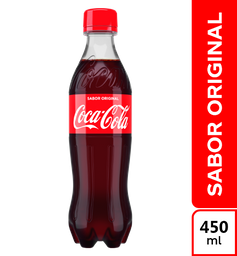 Coca-Cola Sabor Original 450 ml