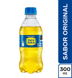 Inca Kola  Sabor Original 300  ml