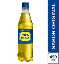 Inca Kola  Sabor Original 450  ml