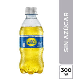 Inca Kola  Sin Azúcar 300  ml