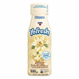 Yogurt Gloria Yofresh Vainilla
