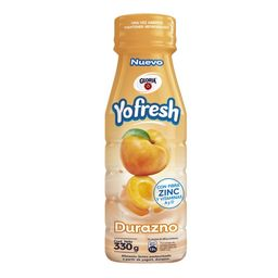 Yogurt Gloria Yofresh Durazno