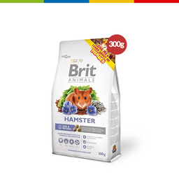 Brit Animals Hamster 300 G - 11125 (64397)