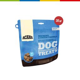 Aca Dog Treats Mackerel & Greens 35 Gr (69818)