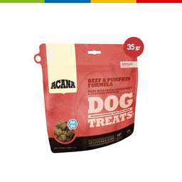 Aca Dog Treats Beef & Pumpkin 35Gr (69944)