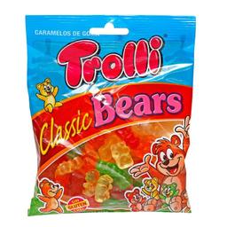 Trolli Gomas Clasic Bears