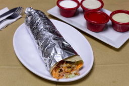 Shawarma de Sándwich de Pollo