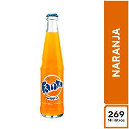 Fanta Naranja 296  ml