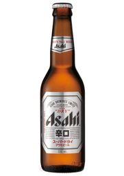 Asahi  Extra Dry 355 ml
