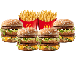 Big Mac Lovers x4