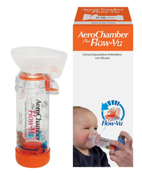 Mascarilla Aerochamber Flow-Vu Plus Infant 1 U