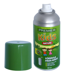 Repelente de Insectos Premier Kids Nature Aerosol 120 mL