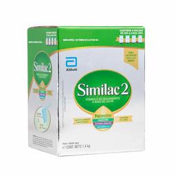 Similac 2 Caja de Con Hmo 2´-fl
