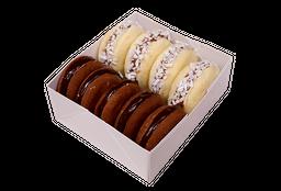 Alfajores Chocolate/Maicena x 9