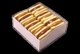 Alfajores Manjar Crema x 6
