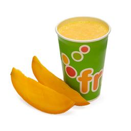 Batido de Mango y Leche