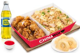 Combo Chinabox Chi Jau Kay