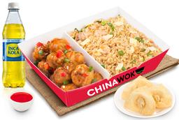 Combo Chinabox Mandarín Chicken