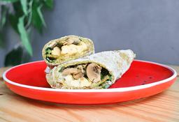 Wrap de Pollo y Hummus