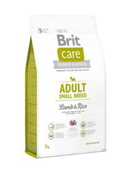 Brit Care Adult Small Breed (lamb & Rice) - 60955