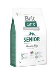 Brit Care Senior Lamb & Rice - Cordero